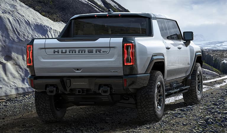 New 2022 Hummer EV South Jordan UT