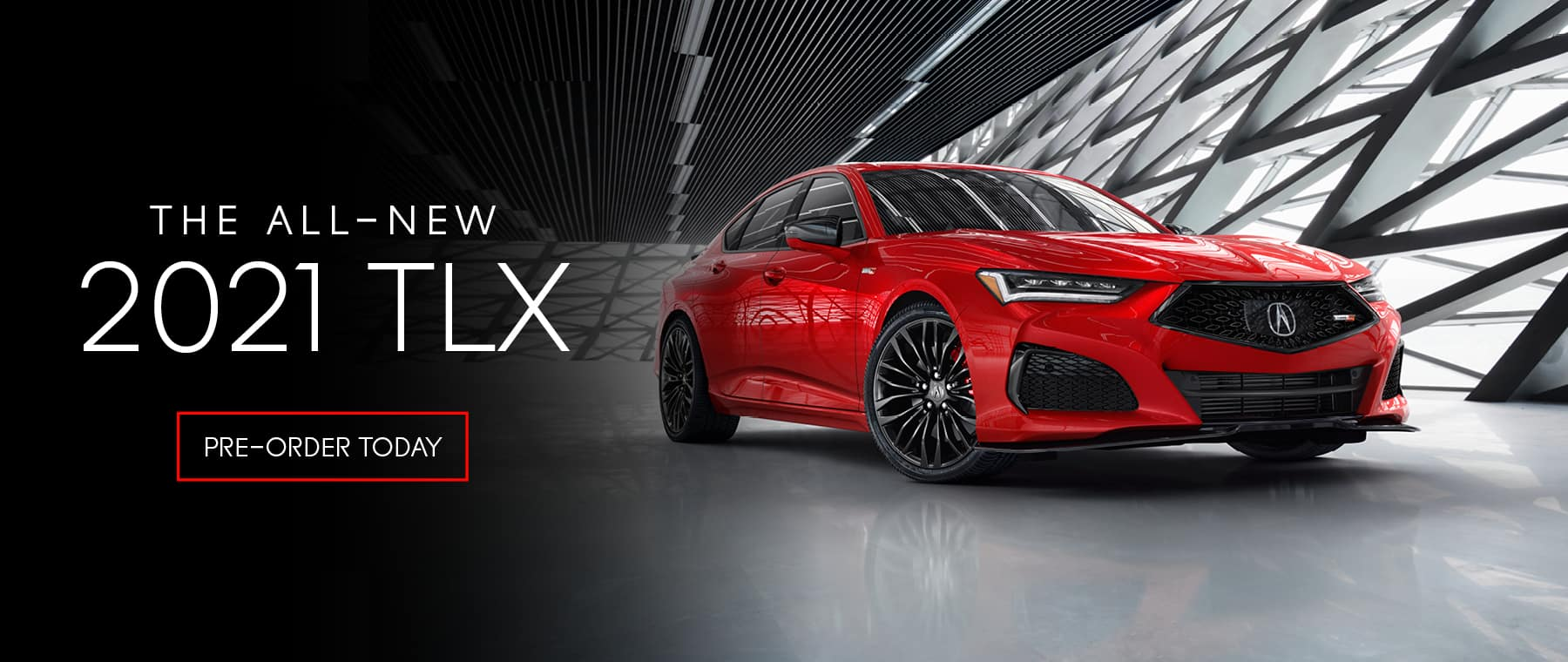 The All-New 2021 TLX