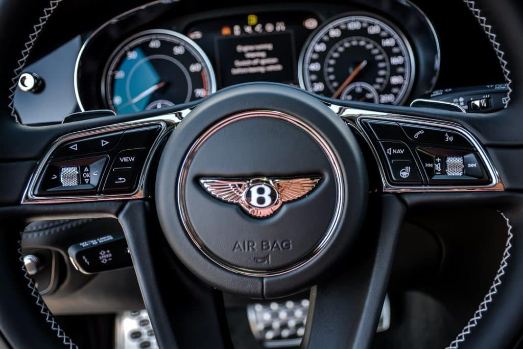 2018 Bentley Bentayga Safety Features