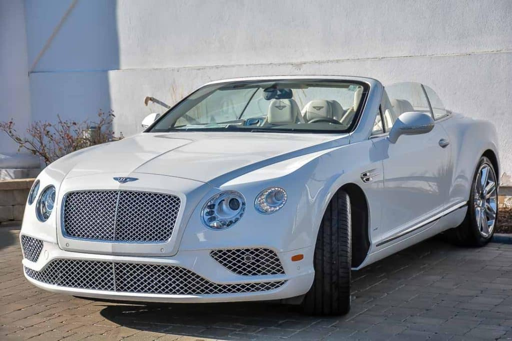 2018 Bentley Continental Gtc Spotlight In Downers Grove Il