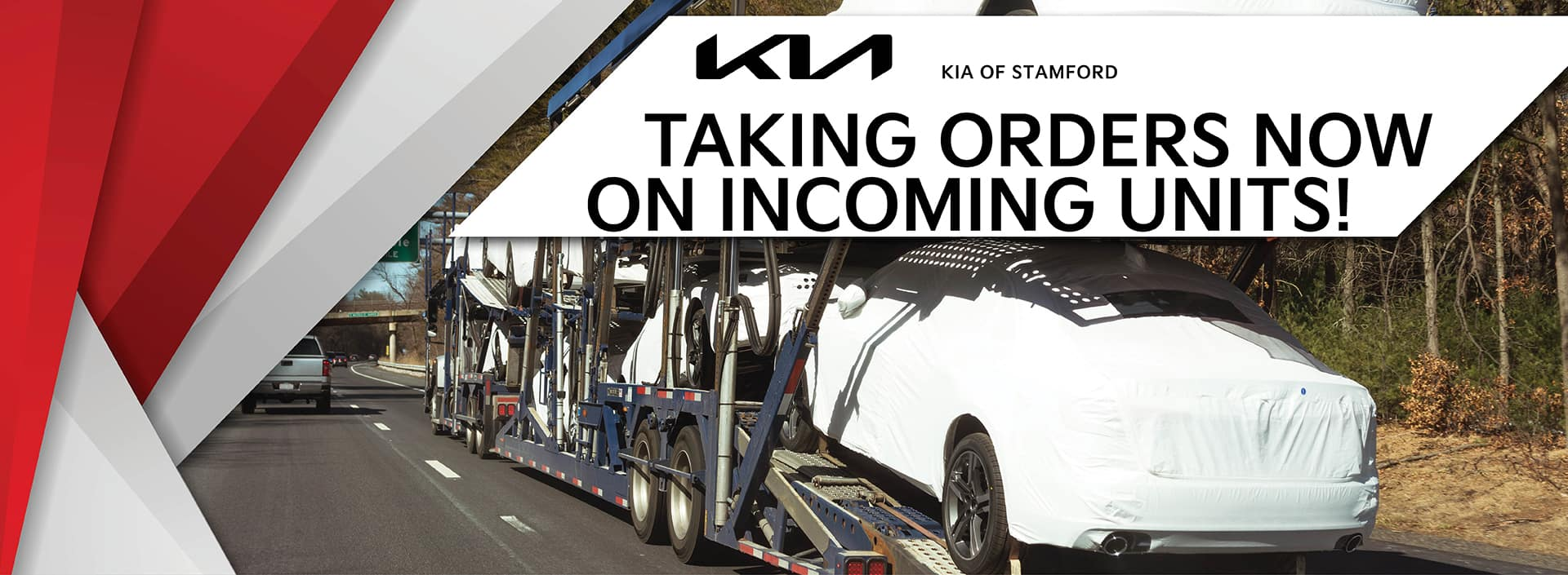 Taking Orders on Incoming Vehicles   Kia of Stamford