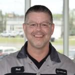 Neil McDonald Service Technician