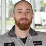 Ian Robertson Service Technician