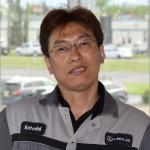 Satoshi Shimizu Service Technician