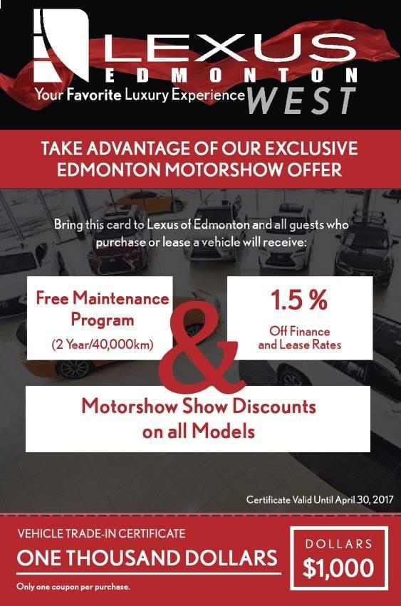 2017 Edmonton Motor Show Special