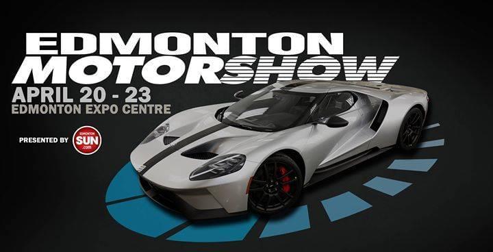 Edmonton motor Show
