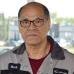 Martin Shukuda Service Technician
