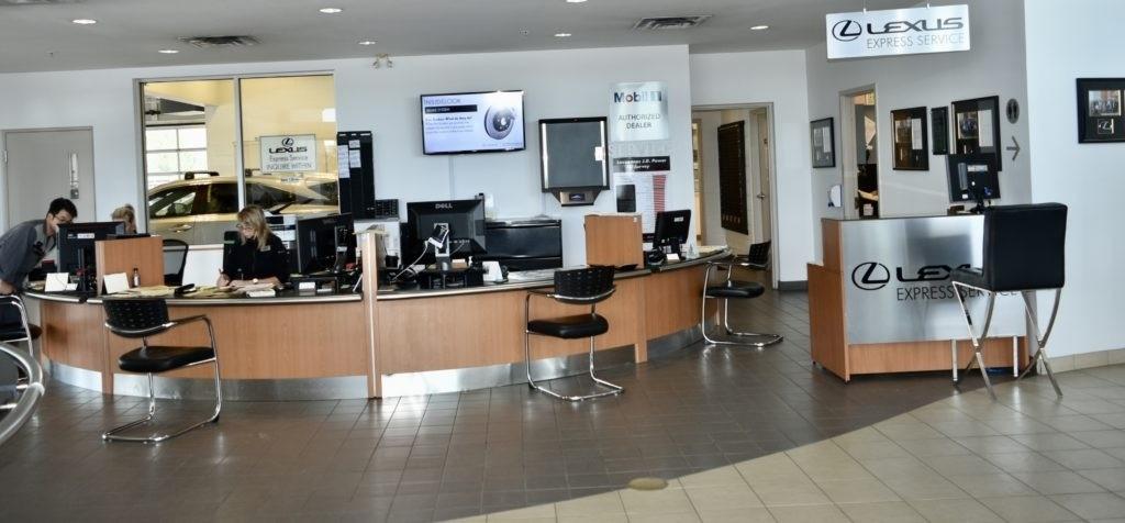 Lexus Service Edmonton