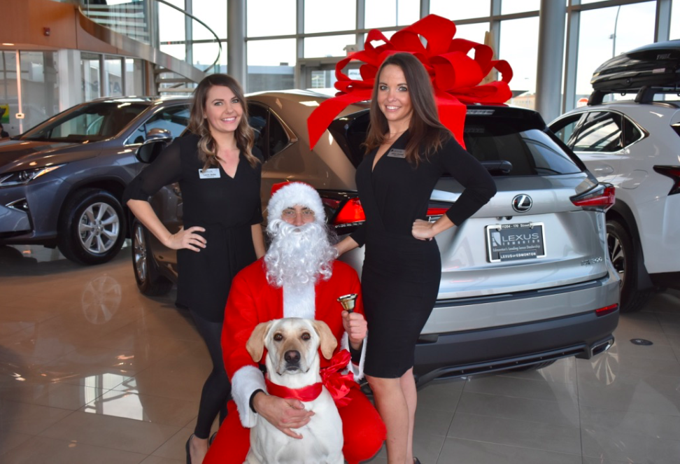 Buy a Lexus Give a Lexus