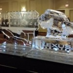Our beautiful detailed Lexus Of Edmonton sculpture, featuring the NX!