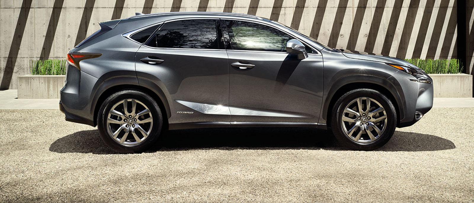 luxury review video lexus performancedrive hybrid nx