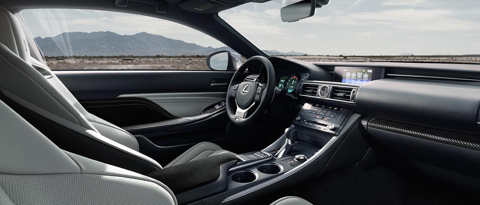 2015 Lexus RC F Interior ...