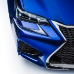 Another teaser image of the yet to be announced Lexus F Brand vehicle.
