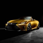 Lexus LF-C2 Concept Vehicle recently made it's debut at the 2014 Los Angeles Auto Show.