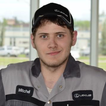 Mitchell Johnston