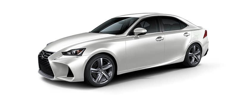 2018 Lexus IS 350 AWD