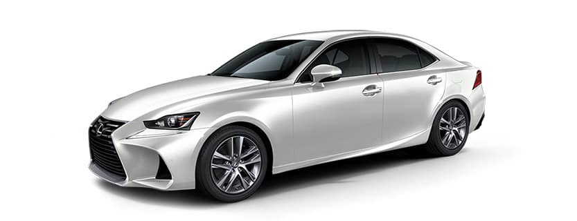 2018 Lexus IS AWD