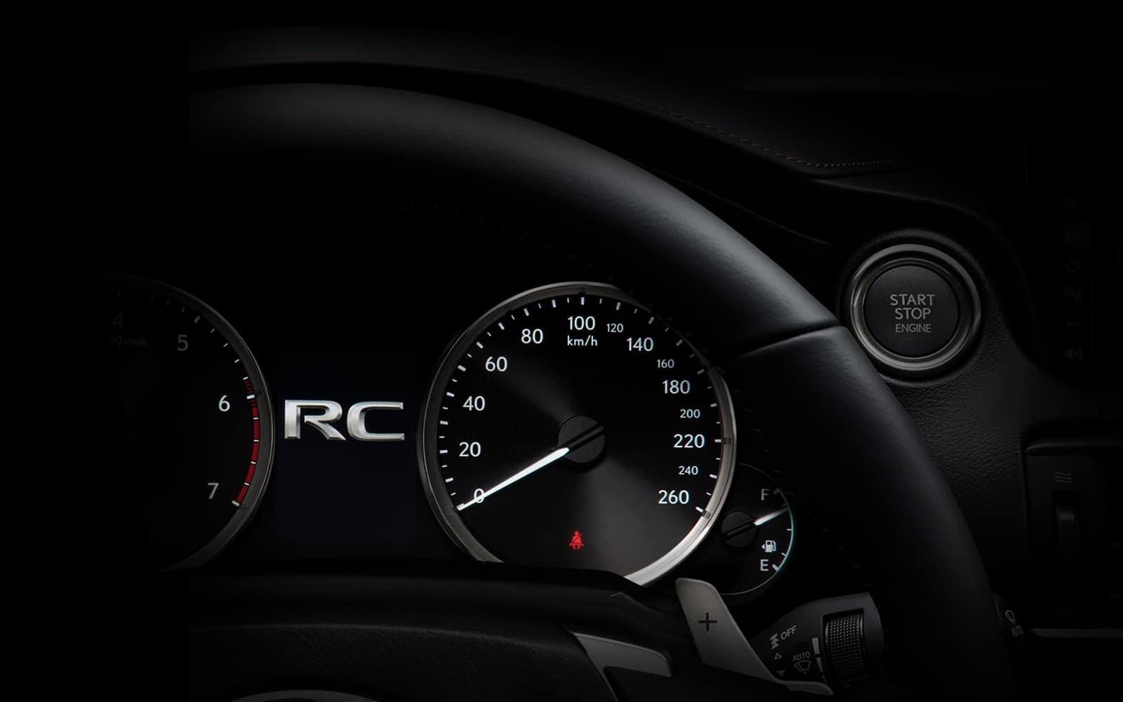 Lexus RC Edmonton
