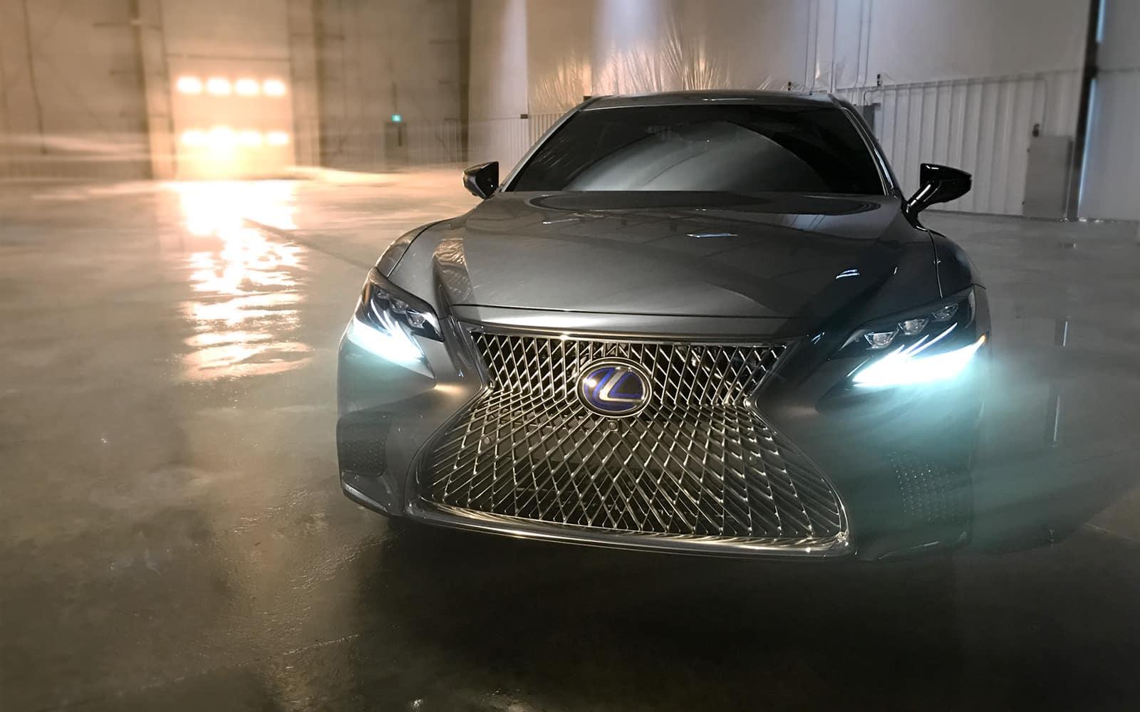 Lexus LS 500 Edmonton