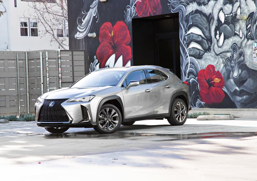 LExus UX Coming Soon