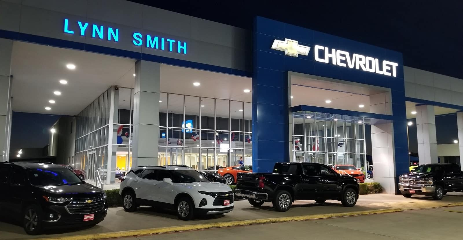 Lynn Smith Chevrolet Chevrolet Dealer In Burleson Tx