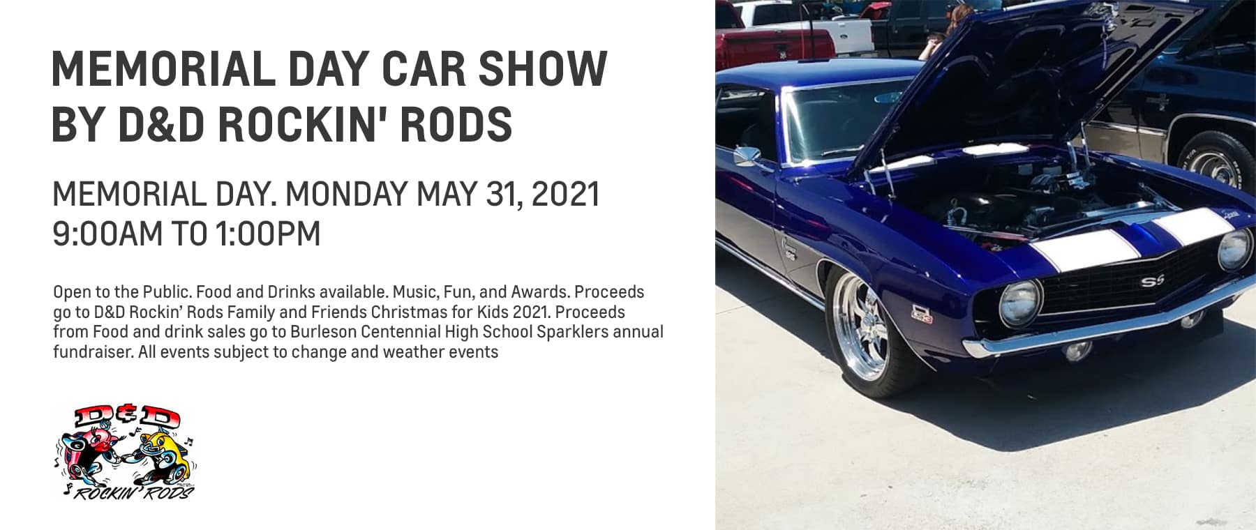 Memorial Day Car Show