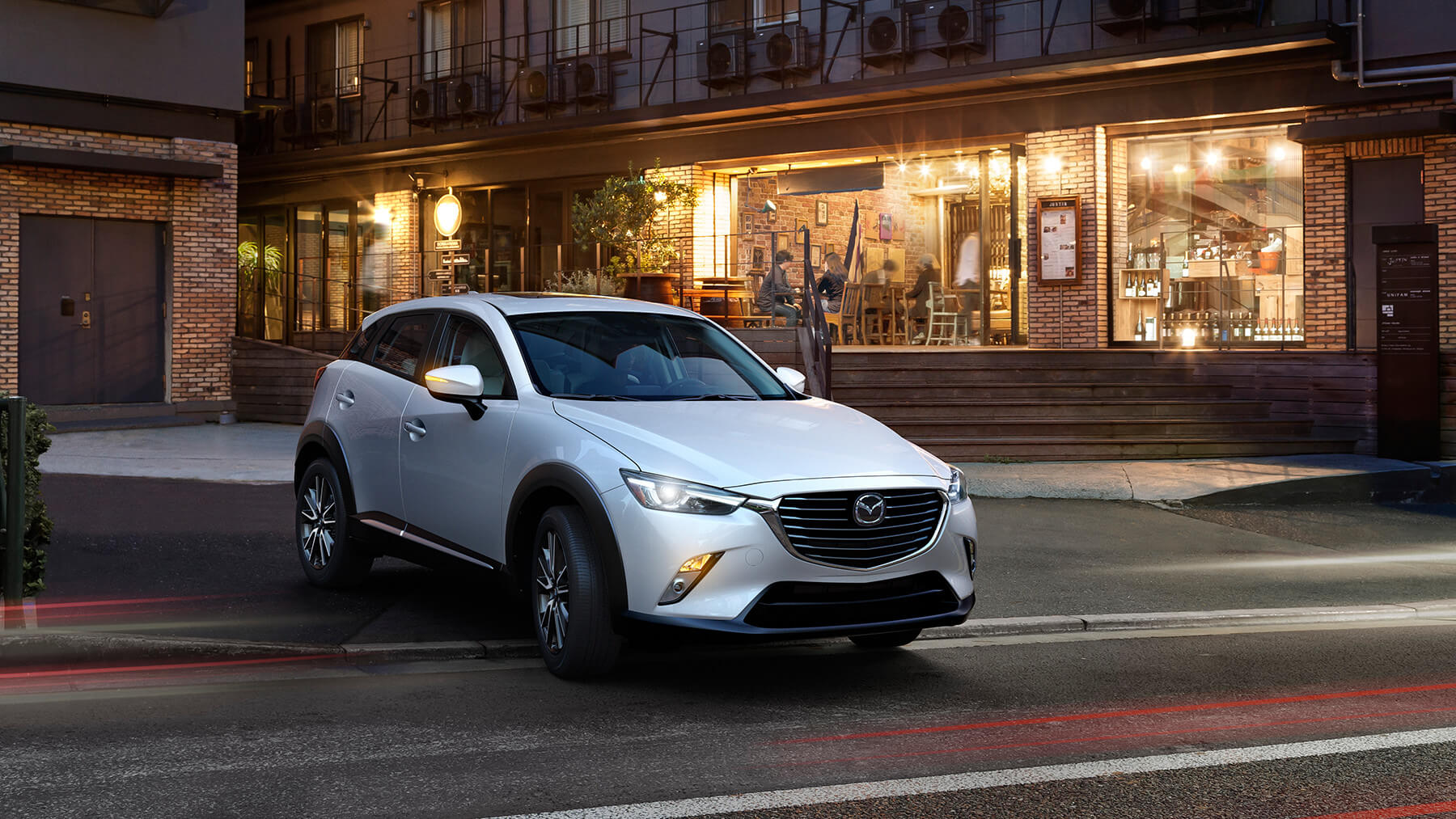 The 2017 Mazda CX-3 Lineup