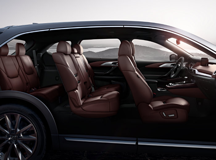 CX9 Seating