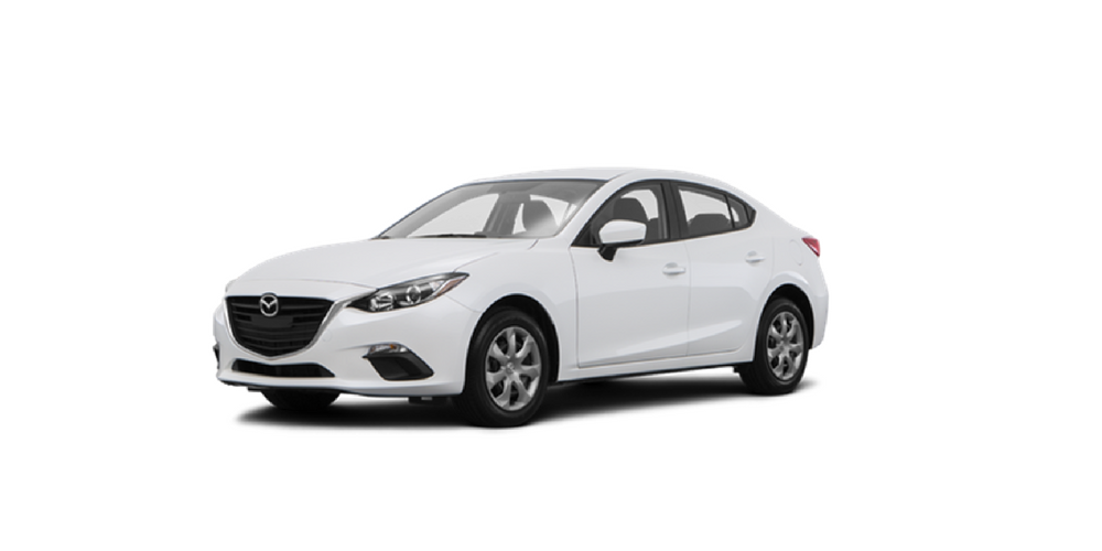 2016 Mazda Hatchback