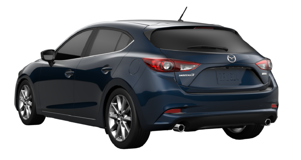 2018 Mazda3 Touring Hatchback