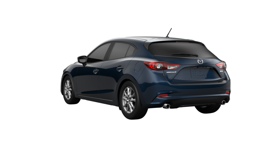 2018 mazda 3 hatchback lease deals