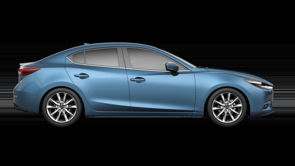 2018 Mazda3 Grand Touring Sedan