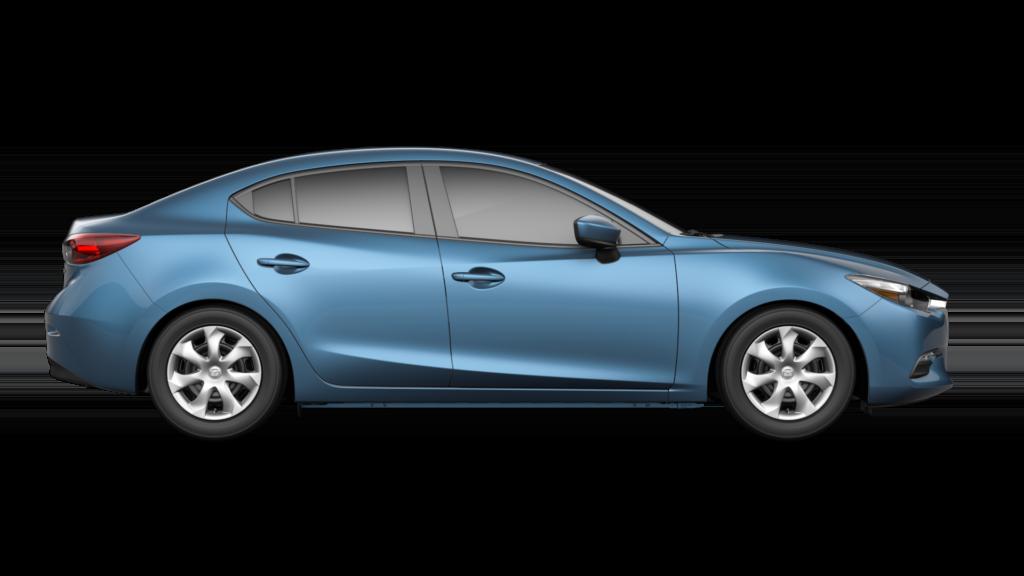 2018 Mazda3 Sport Sedan