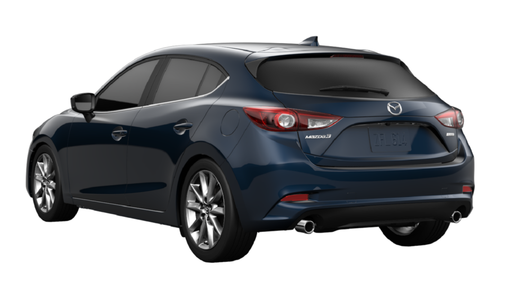 2018 Mazda3 Grand Touring Hatchback