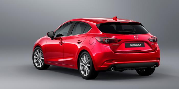 2018 Mazda3 Sport Hatchback