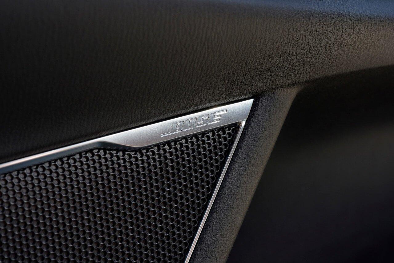 2017 Mazda CX-9 Bose Speakers