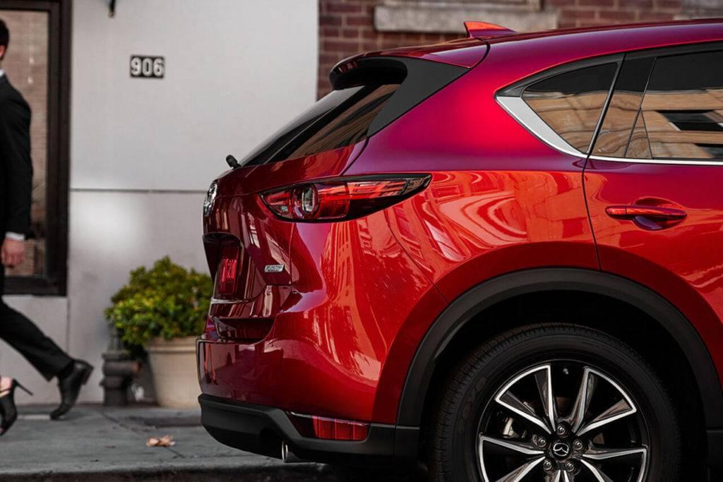 2017 Mazda CX-5 Rear
