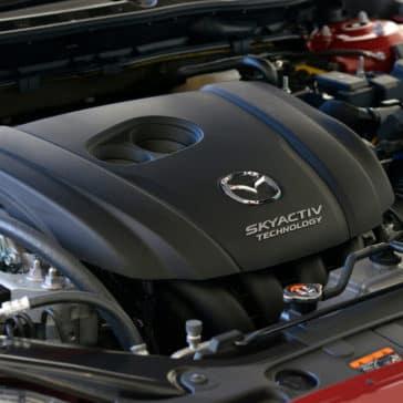 2017 Mazda6 engine