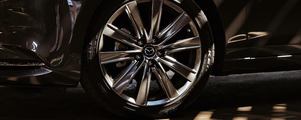 Mazda6 tire