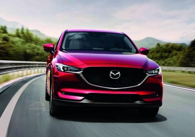 2017 Mazda CX-5 Sport AWD