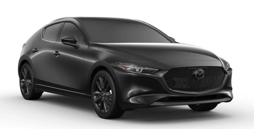 2019 Mazda3 Hatchback Premium Package