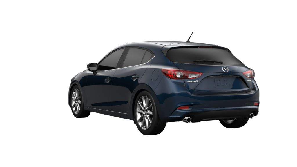 2018 Mazda3 Touring Hatchback