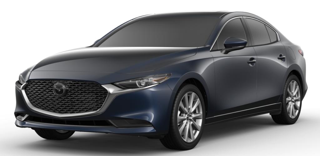 2019 Mazda3 Sedan Premium Package