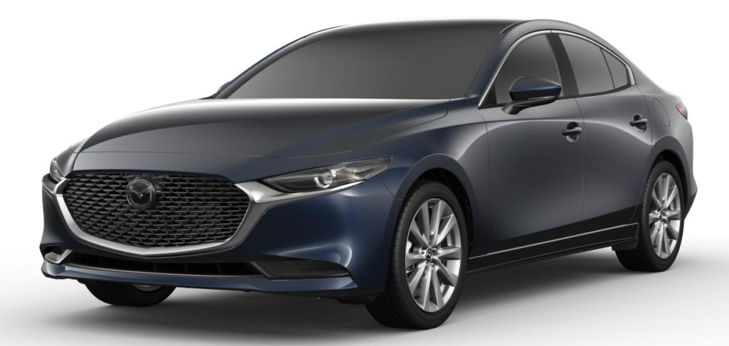 2019 Mazda3 Sedan Select