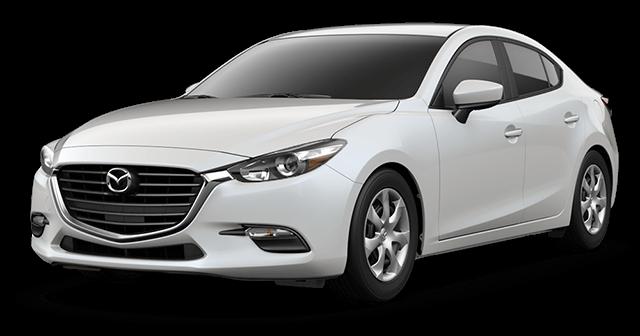 2018 Mazda3 4 Door