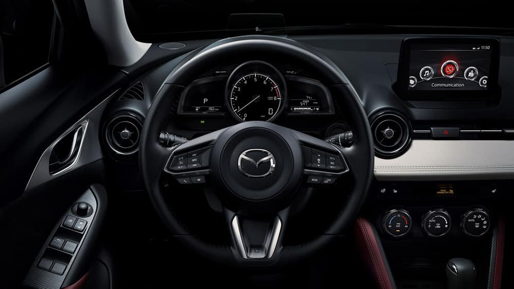 2018 Mazda CX-3 Interior Features