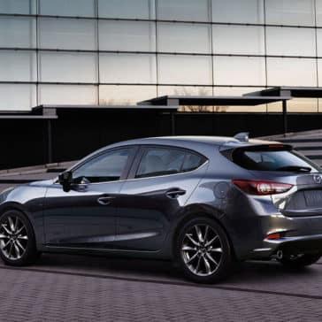 2018 Mazda3 Hatchback