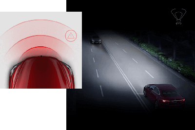 Mazda Safety iactivesense for winter driving conditions