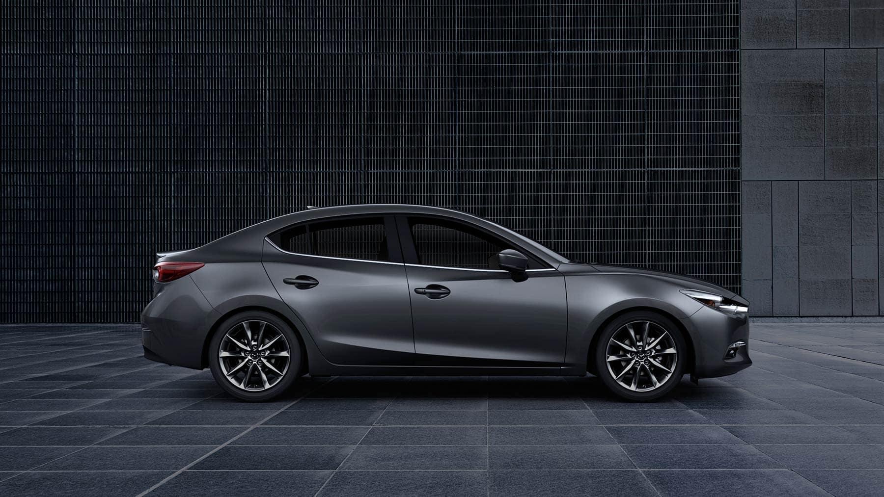 2018 Mazda3 Interior