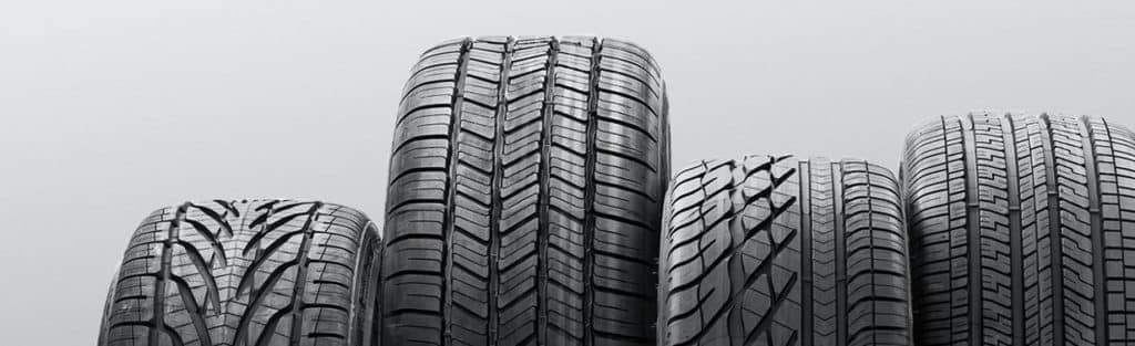Tire banner